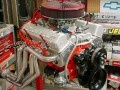 434 chevrolet Dart block , 23 degree AFR 245 heads . 700 horse engine