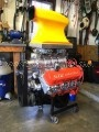 Blower Supercharger Blown GM ZZ-572 big block chevy Crate Motor